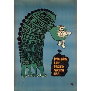 One Million Years B.C.,...