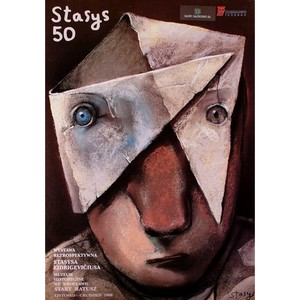 Stasys 50, Polish Poster