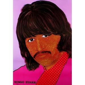Ringo Starr, Polish Poster