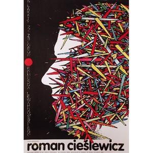 Roman Cieslewicz Plakaty,...