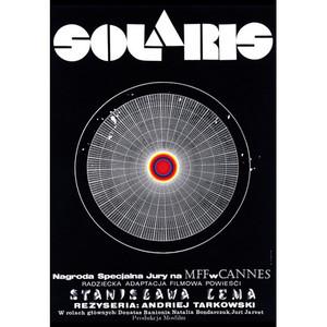 Solaris, Polish Poster,...