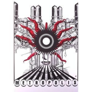 Metropolis, Polish Poster