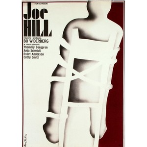 Joe Hill, Polish Movie poster