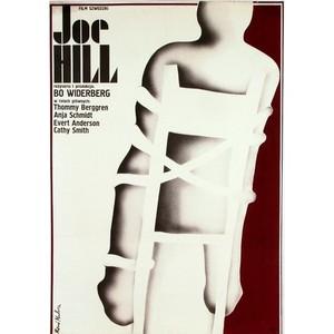 Joe Hill, Polish Movie poster