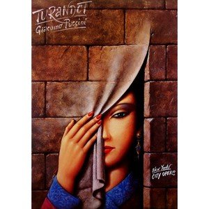 Turandot, Puccini,  polski...