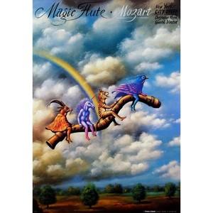 Magic Flute - Mozart,...