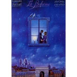 La Boheme - Puccini, Polish...