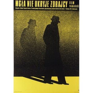 The Fog, Polish Movie Poster