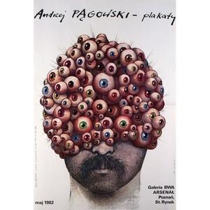 Andrzej Pagowski - Plakaty,...