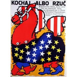 Kochaj albo rzuc, Polish...