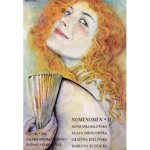 Nomenomen II, Polish Poster