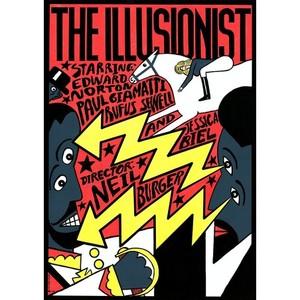 The Illusionist, Polish Poster