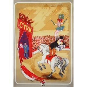 Circus Arena, Polish Cyrk...