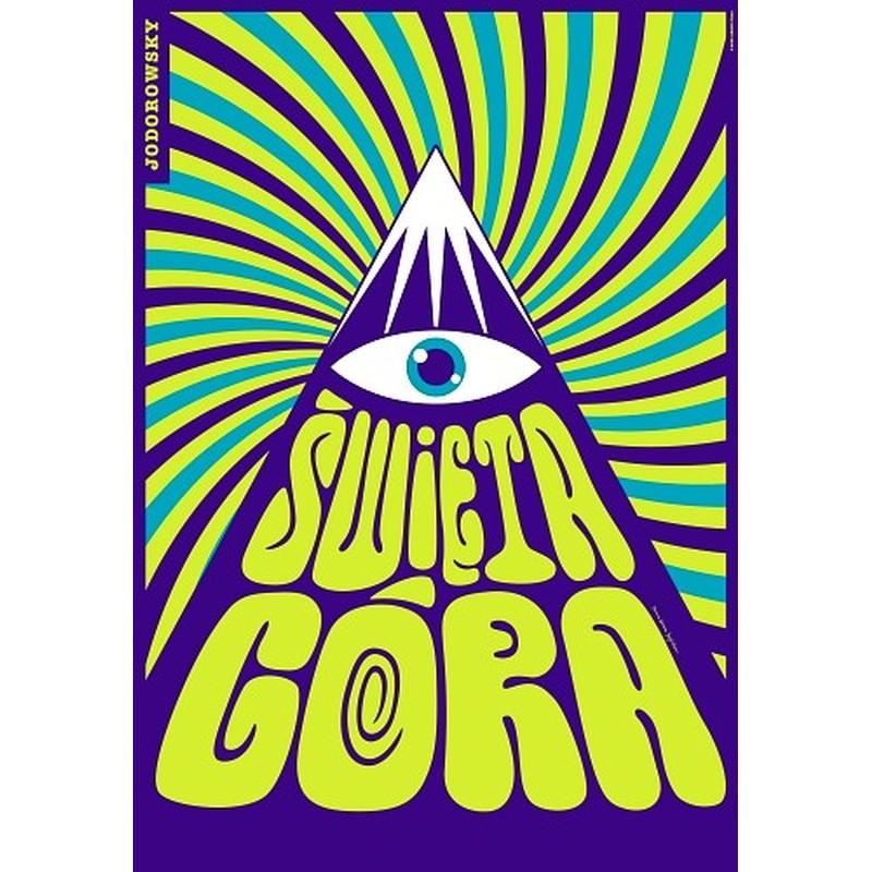 The Holy Mountain, Jodorowsky, Polish Movie Poster