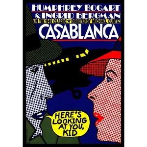 Casablanca, Polish Poster