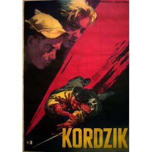 Kortik, Polish Movie Poster