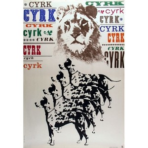 Dogs and Lion, Polish...