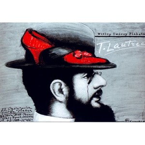 Toulouse Lautrec, Polish...