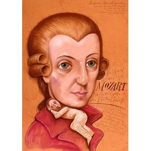 Amadeus Mozart, Polish...
