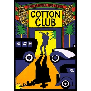 The Cotton Club, Polish Poster