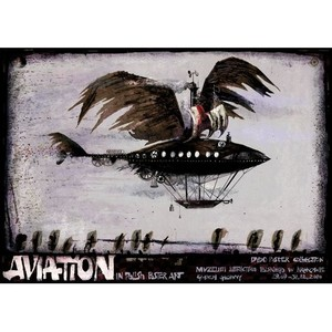 Aviation in Polish Poster...