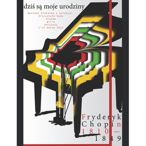 Chopin in Posters, Polish...