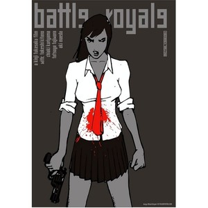Battle Royale, Polish Poster