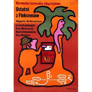 Den siste Fleksnes, Polish...