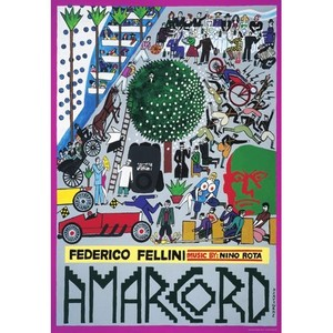 Amarcord, Fellini, Polish...