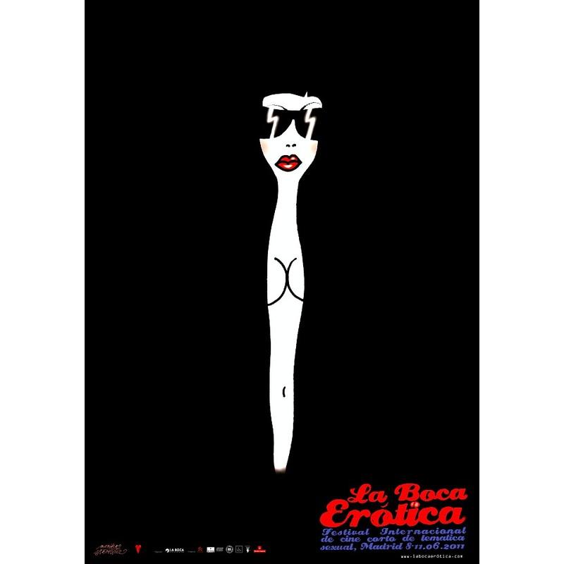 614f5ef97f La Boca Erotica, Madrid, Film Festival Poster