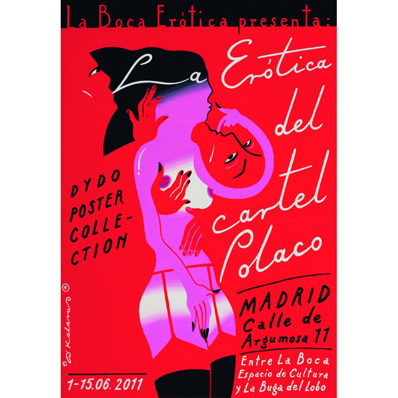 26946d2878 Eroticism in Polish Film Posters, Exhibition Poster