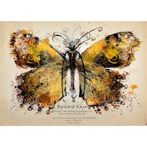 Złoty motyl, Ryszard Kaja,...