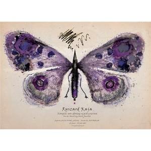 Fioletowy motyl, Ryszard...
