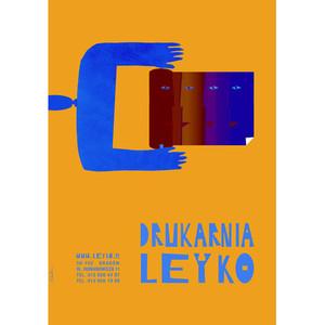 Drukarnia Leyko, Polish Poster