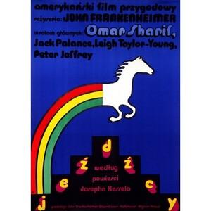 The Horsemen, Polish Movie...