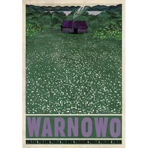 Warnowo, polski plakat...