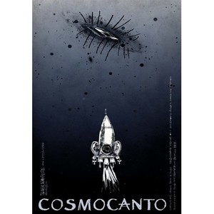 Cosmocanto,  polski plakat...