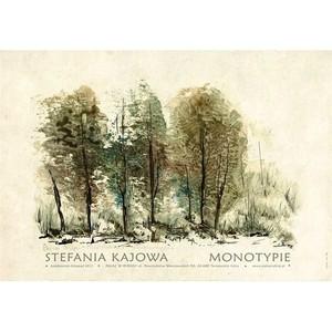 Stefania Kajowa, Monotypie,...