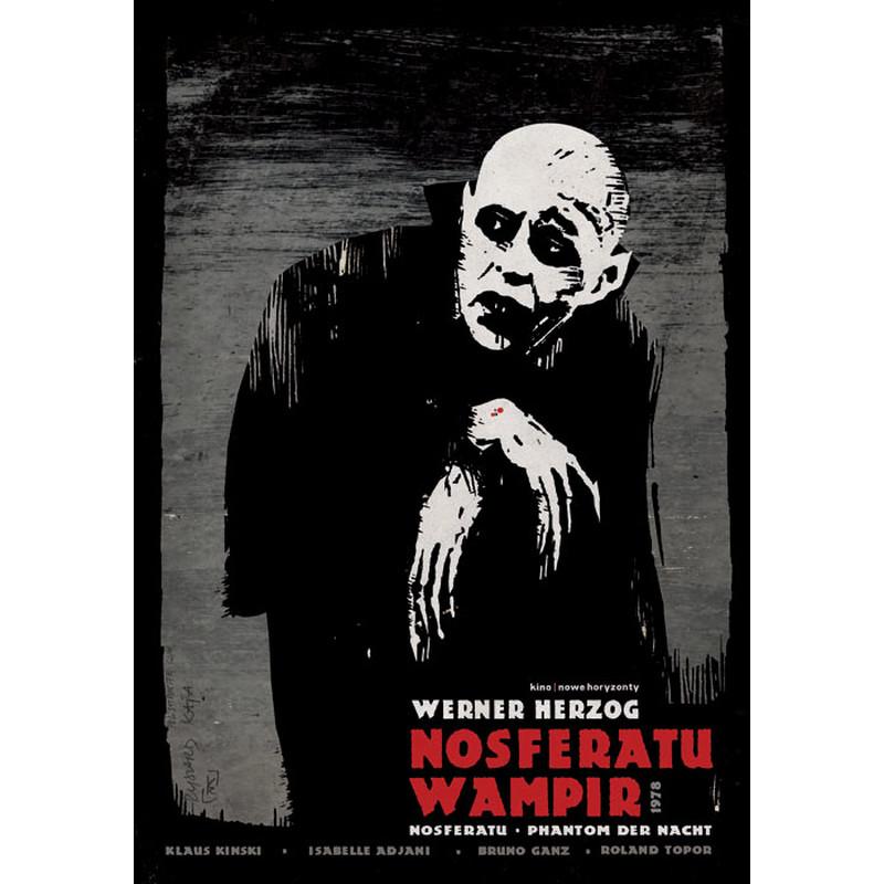 Nosferatu, Herzog, Polish Movie Poster