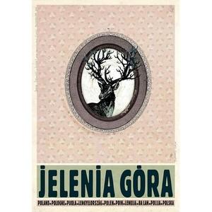 Jelenia Góra, polski plakat...