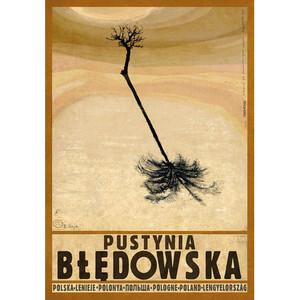 Pustynia Błędowska, polski...