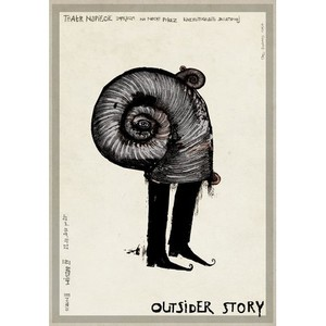 Outsider Story, Polish Poster