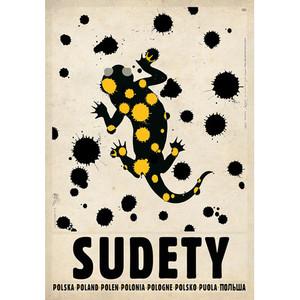 Sudety, Salamandra, Polish...