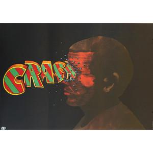 Crash, Polish Jazz Poster