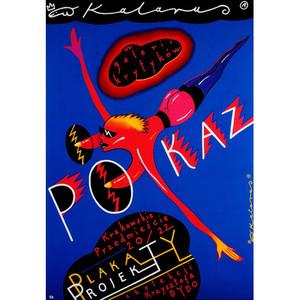 Galeria Pokaz, Polish Poster