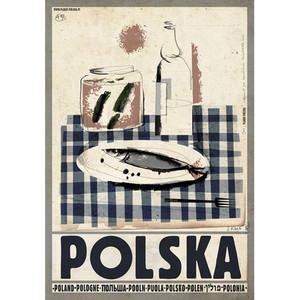 Polska, wódka, śledż,...