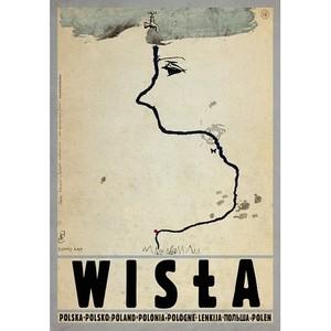 Wisla, Polish Promotion Poster