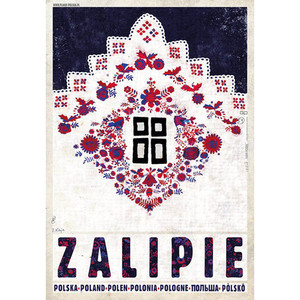 Zalipie, Viallage of...