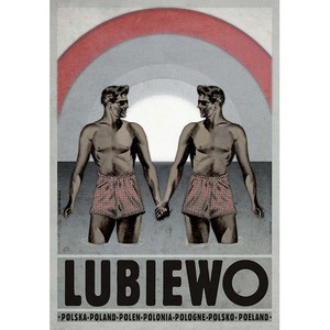 Lubiewo, Polish Poster