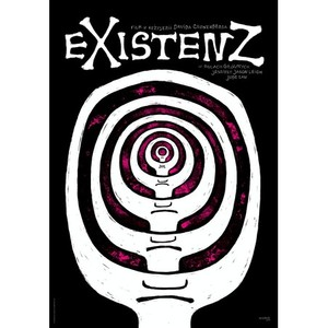Existenz, Polish Poster